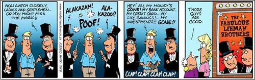 Fabulous lehman brothers - Banken steiner ...