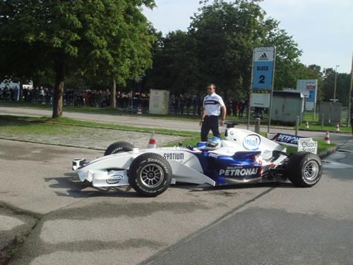 BMW Sauber Teamevent in München