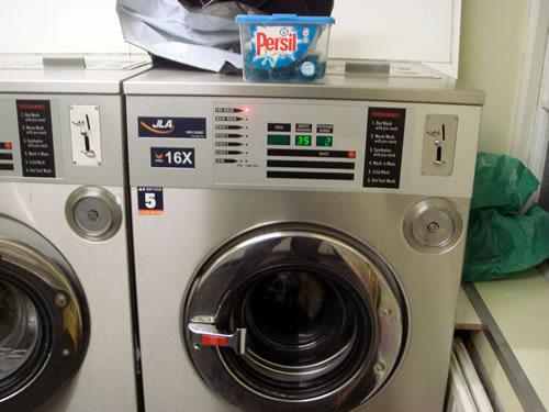 Waschen in England