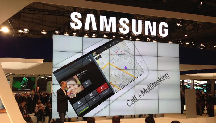 Samsung Multitasking