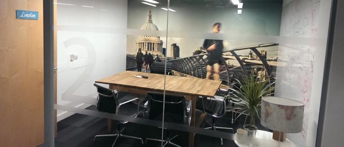 Housetrip Sitzungszimmer London