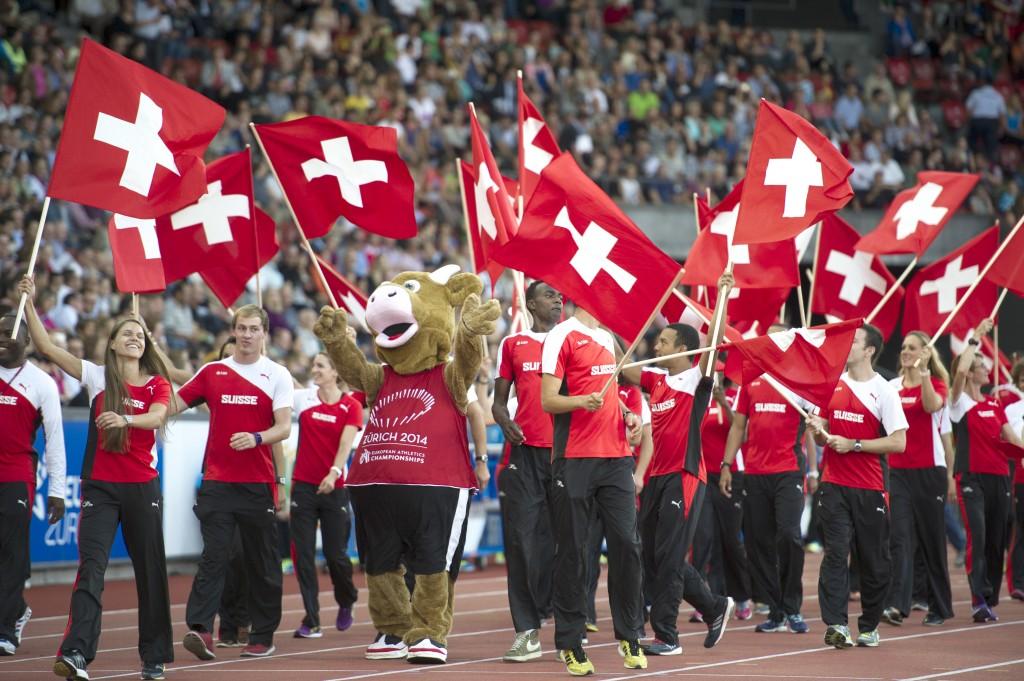 Leichtathletik Meeting Weltklasse Zuerich 2013