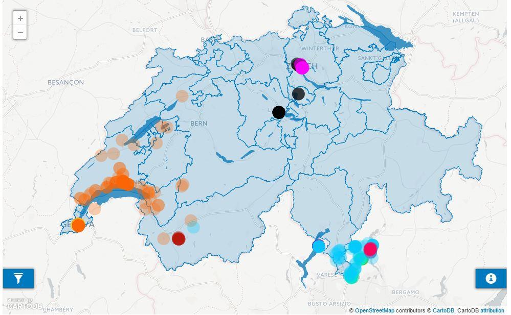 Airbnb in der Schweiz
